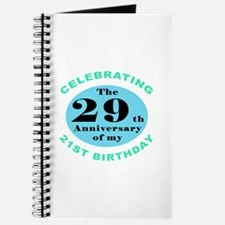 50th Birthday Humor Journal