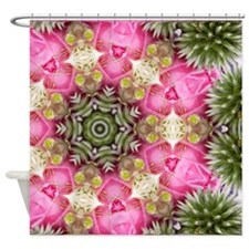Dreaming of My Garden Series #8 Shower Curtain