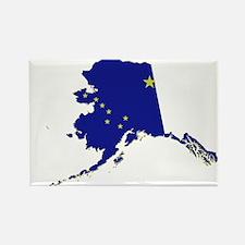 Alaska Flag Rectangle Magnet