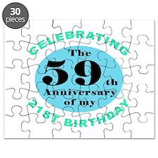 80th Birthday Humor Puzzle
