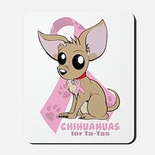 Chihuahuas for Ta-Tas Mousepad