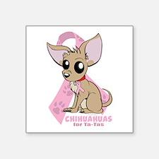 Chihuahuas for Ta-Tas Sticker