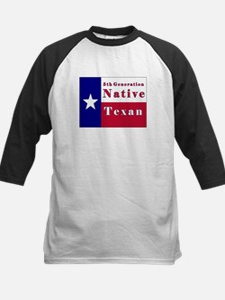 5th Generation Native Texan Flag Tee