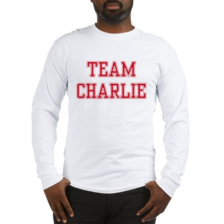 TEAM CHARLIE Long Sleeve T-Shirt