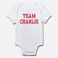 TEAM CHARLIE  Infant Bodysuit