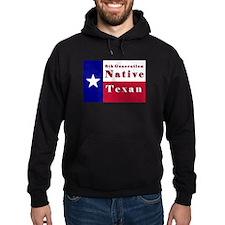 8th Generation Native Texan Flag Hoodie