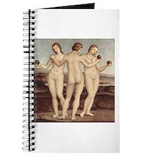 Raphael - The Three Graces - Journal