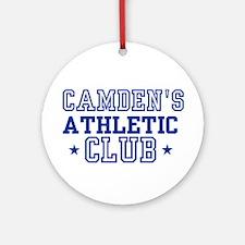 Camden Ornament (Round)