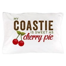 My Coastie is sweet as Cherry Pie Pillow Case
