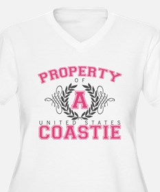 Property of a U.S. Coastie T-Shirt