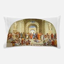 Raffaello School of Athens Pillow Case