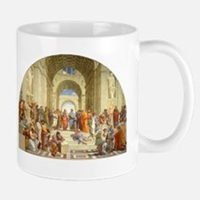 Raffaello School of Athens Mug