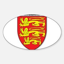 England Rectangle Decal