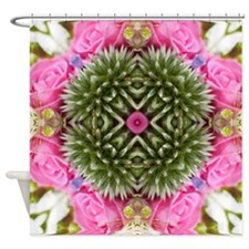 Dreaming of My Garden Series #4 Shower Curtain