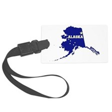 Alaska Flag Luggage Tag