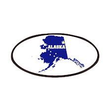 Alaska Flag Patches
