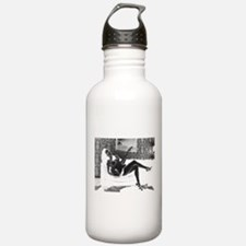 Charlie #4 Water Bottle