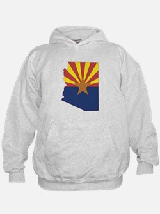 Arizona Flag Hoodie