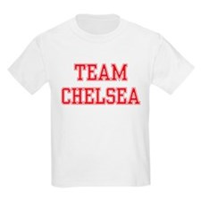 TEAM CHELSEA  Kids T-Shirt