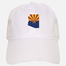 Arizona Flag Baseball Baseball Cap