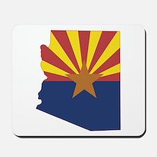 Arizona Flag Mousepad