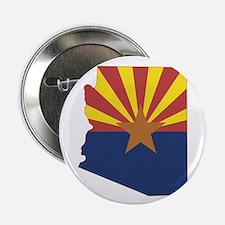 """Arizona Flag 2.25"""" Button"""