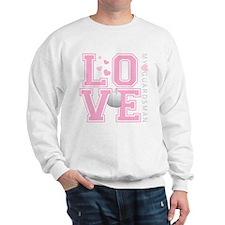 Love my Guardsman Sweatshirt