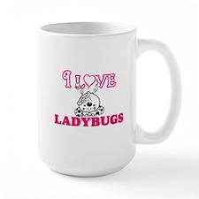 I love captains Mug