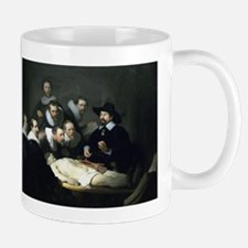 Rembrandt - Anatomy Lesson of Dr Tulp Mug