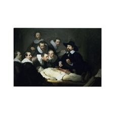 Rembrandt - Anatomy Lesson of Dr Tulp Rectangle Ma