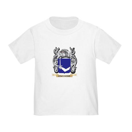 Escudero Coat of Arms - Family Crest T-Shirt