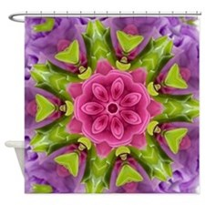 Dreaming of My Garden Series #7 Shower Curtain