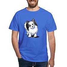 B&W Pom T-Shirt