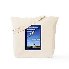 Debt Bomb Tote Bag