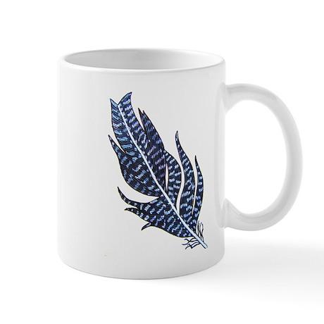 Grace Feather Mug