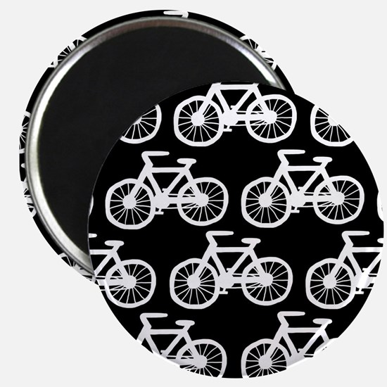 'Bicycles' Magnet