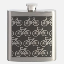 'Bicycles' Flask