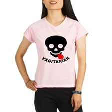 Vagitarian Skull & Tongue Performance Dry T-Shirt