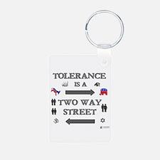 Tolerance Keychains