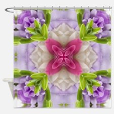 Dreaming of My Garden #1 Shower Curtain
