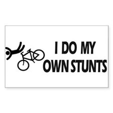 biking bike biking Decal