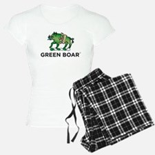 Green Boar Organic Tea Pajamas