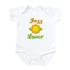 Pretty Jazz Lover Infant Bodysuit