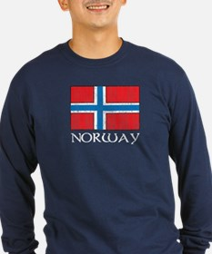 Norway Flag T