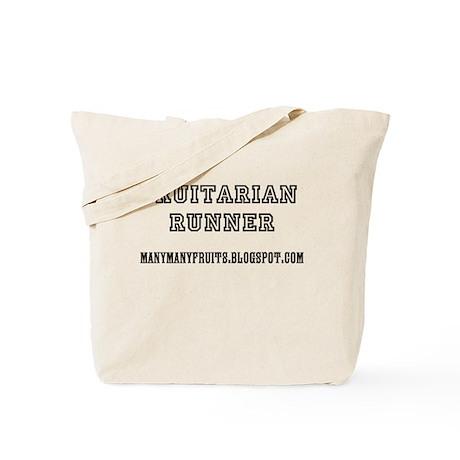 Fruitarian Runner Tote Bag