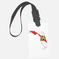 Florida Flag Luggage Tag