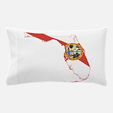 Florida Flag Pillow Case