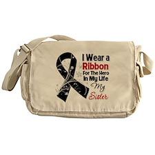 Sister Hero in my Life Messenger Bag