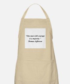 Jefferson - Man With Courage Light Apron