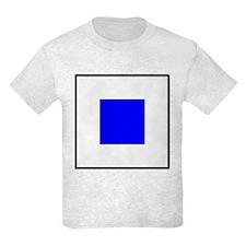 Nautical Flag Code Sierra T-Shirt